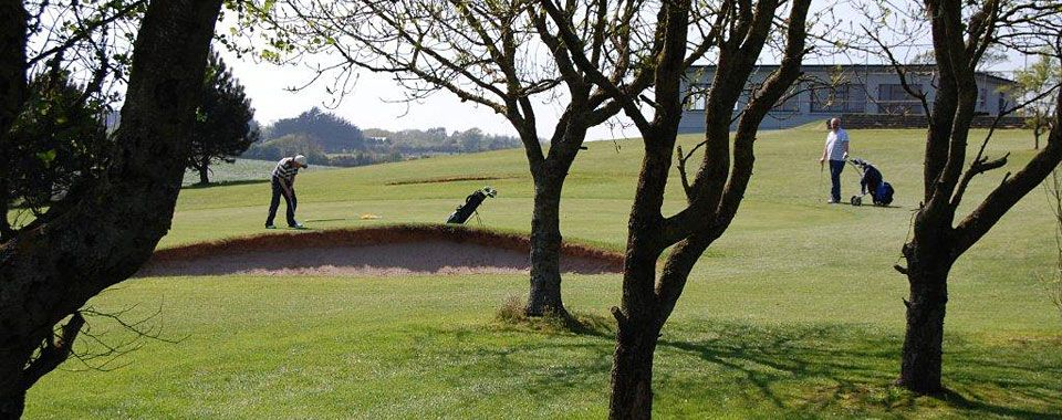 Golfing Breaks Wexford